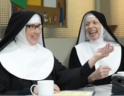 NUNSENSE Set to Launch a Sinfully Funny New TV Series