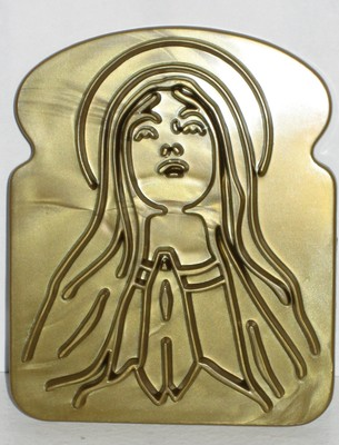 Nunset Boulevard: Holy Toast Bread Stamper