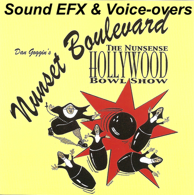 Nunset Boulevard: Voiceovers and Sound Effects