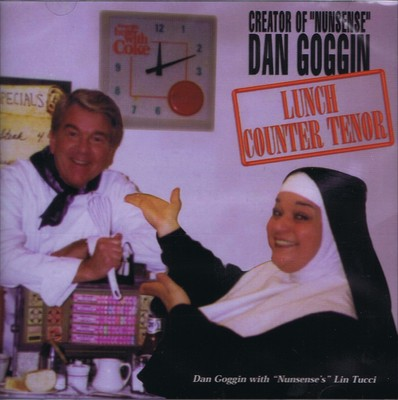 Dan Goggin Is the Lunch Counter Tenor CD