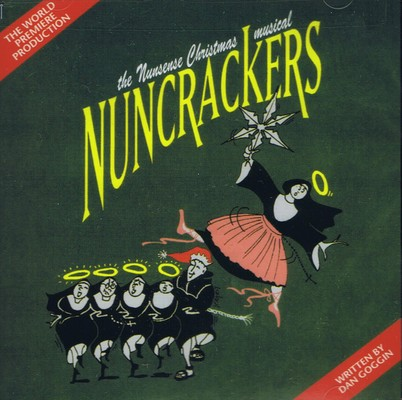 Nuncrackers CD