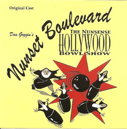 Nunset Boulevard CD